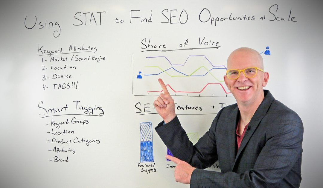 How to Use STAT to Find SEO Opportunities at Scale